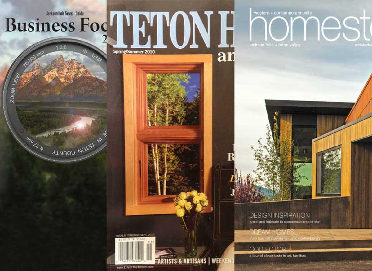 & Forsyth and Brown - Interior Design in Jackson Hole Wyoming
